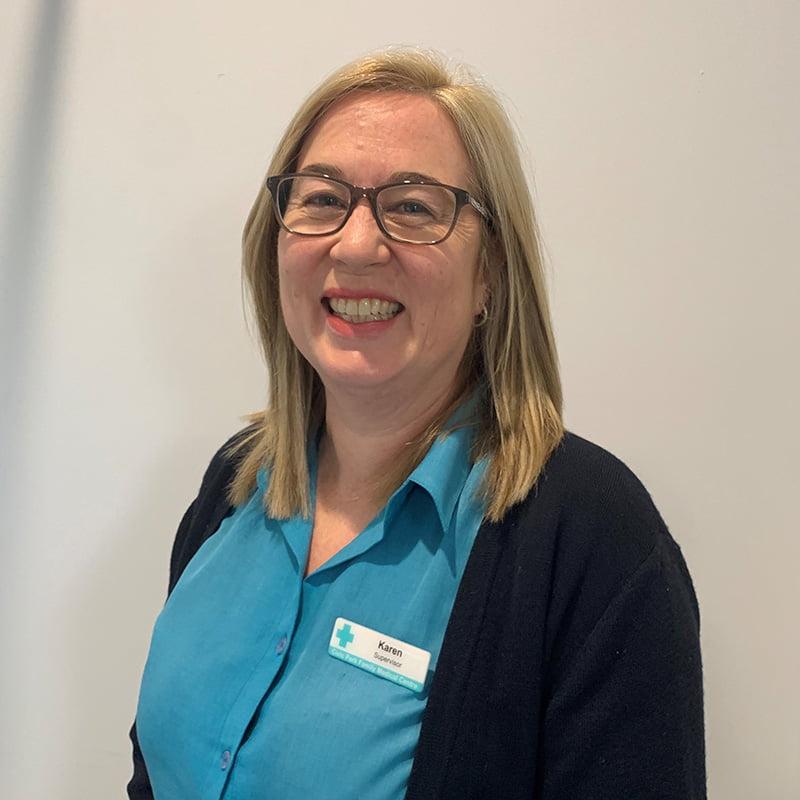 Karen-practice-manager